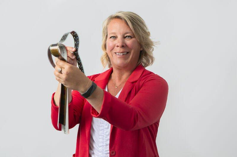 Chantal Gagné, Colourist Timer, Technical Resources, Montréal