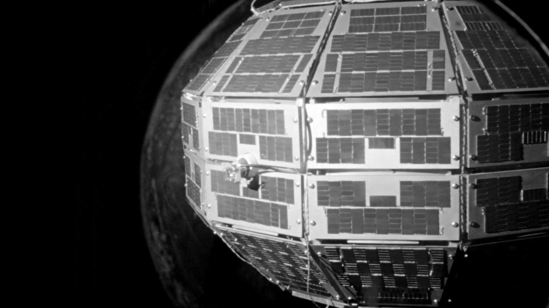 Alouette : le premier satellite canadien