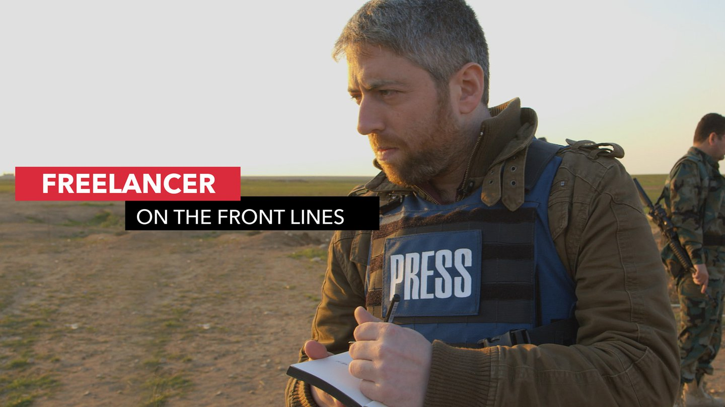 Freelancer on the Front Lines