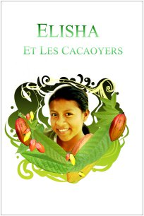 Elisha et les cacaoyers