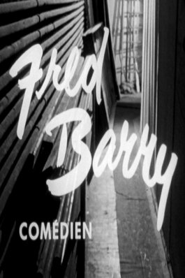 Fred Barry comédien
