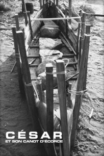 César's Bark Canoe