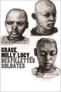 Grace, Milly, Lucy... des fillettes soldates