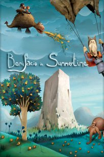 Bonifacio in Summertime