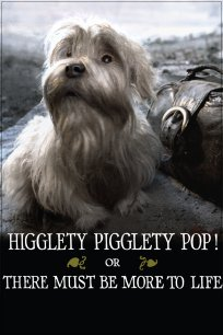 Higglety Pigglety Pop! or There Must Be More to Life - Puppeteering