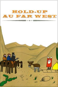 Hold-up au Far West