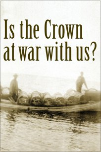 Is the Crown at war with us?