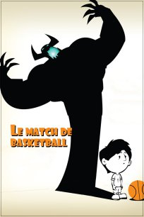 Le match de basketball