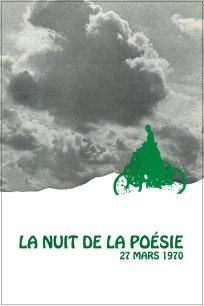 La nuit de la poésie 27 mars 1970