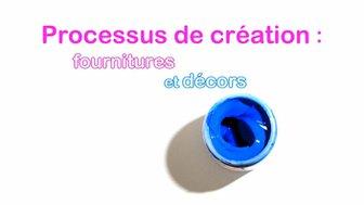 StudioStopMo - Autres idées et astuces : Le processus de création - Fournitures et décors