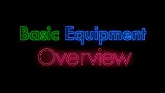 StopMoStudio - Basic Equipment Overview