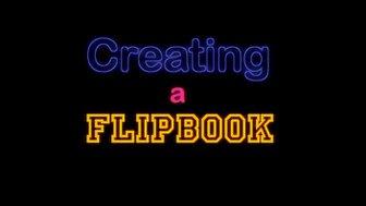 StopMoStudio - Creating a Flipbook
