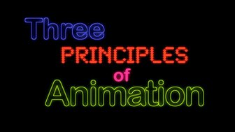 StopMoStudio - Three Principles of Animation