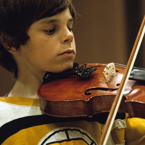 Le violon de Gaston