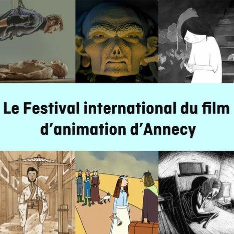Films sélectionnés au Festival d'Annecy
