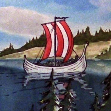 La série Canada vignettes