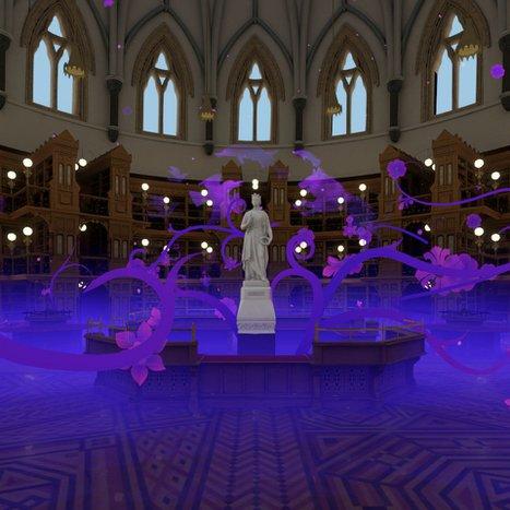 Parlement : l'expérience virtuelle