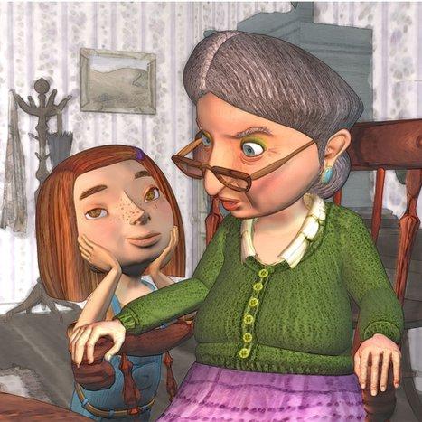 Une courtepointe pour grand-maman