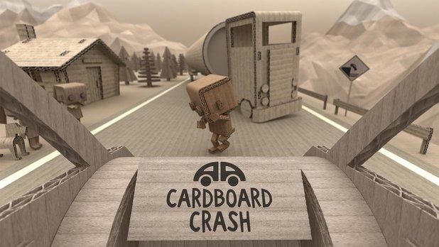 Cardboard Crash