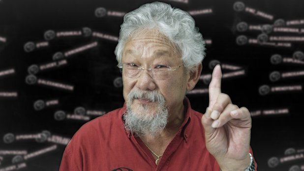 The Test Tube with David Suzuki