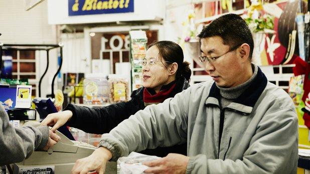 Ying Jia, Corner Store in La Petite Patrie
