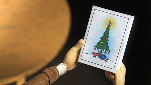 Carte de Noël 2009