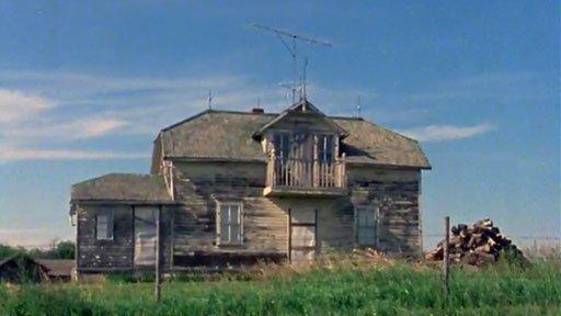 Une maison dans la prairie