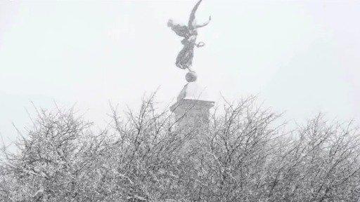 Sacrée montagne - Montréal sous la neige