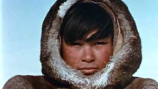 Angoti : l'enfant eskimau