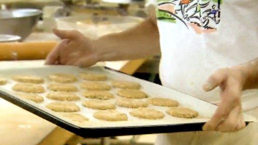 Comment fait-on pour fabriquer les biscuits à l'avoine?