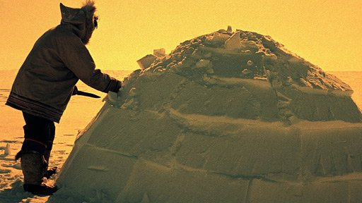 How to Build an Igloo (Inuktitut version)