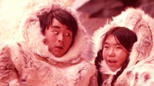 L'homme et le géant : une légende eskimo