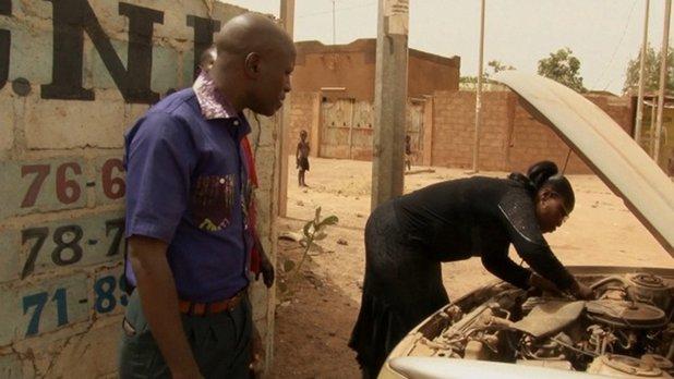 Echos - Colère au garage (Burkina Faso)