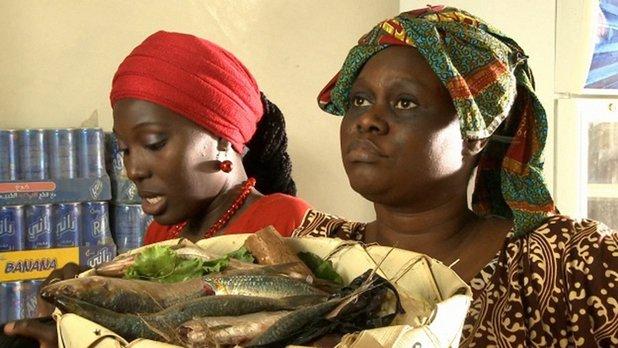 Echos - Répugnance à l'épicerie (Sénégal)