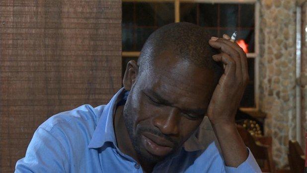 Echos - Tristesse dans un bar (Sénégal)