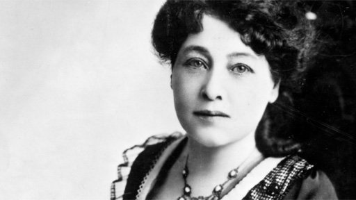 Le jardin oublié - La vie et l'oeuvre d'Alice Guy-Blaché