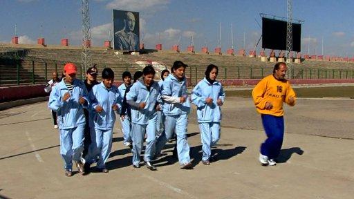Les boxeuses de Kaboul - (Extrait)