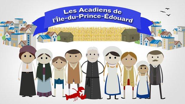 Ta parole est en jeu - Les Acadiens de l'Île-du-Prince-Édouard