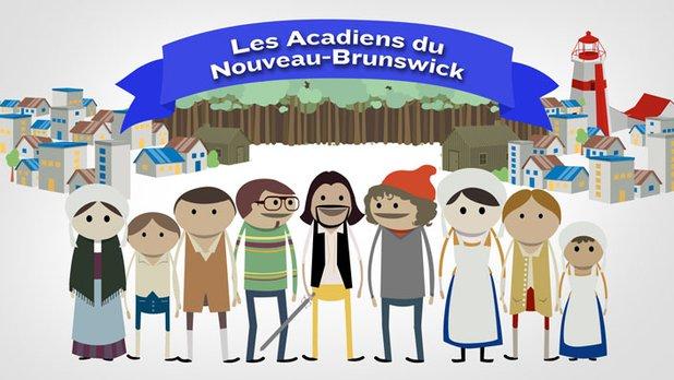 Ta parole est en jeu - Les Acadiens du Nouveau-Brunswick