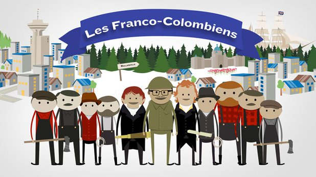 Les Franco-Colombiens