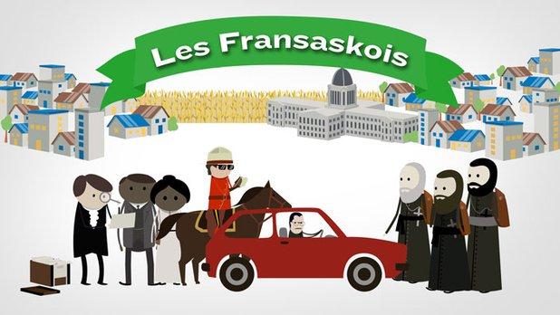 Ta parole est en jeu - Les Fransaskois