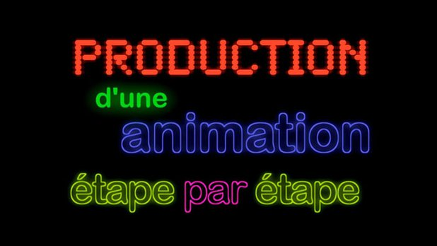 StudioStopMo - Production d'une animation étape par étape