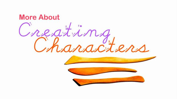 StopMoStudio - More Creative Tips and Ideas : More About Creating Characters