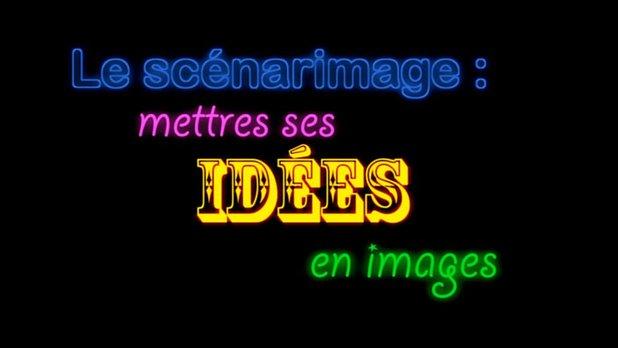 StudioStopMo - La scénarimage : mettre ses idées sur images