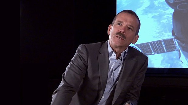 La classe virtuelle de Chris Hadfield 2016