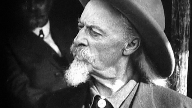 Mysteries in the Archives: 1910 Buffalo Bill