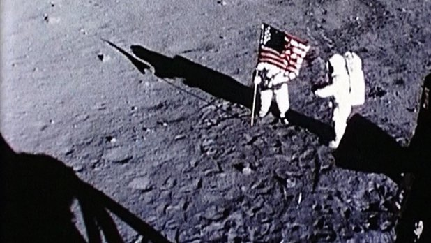 Mysteries in the Archives: 1969 Live from the Moon
