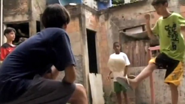 A Fragile Dream: Hope and Football on the Streets of Rio