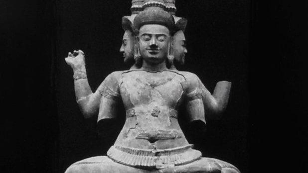 Angkor - Parole d'un empire qui fut