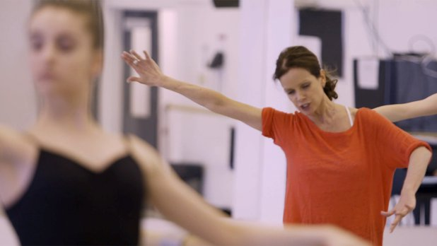 Anik Bissonnette : le don de la danse